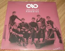 INFINITE 1ST ALBUM REPACKAGE PARADISE K-POP VINYL LP LIMITED EDITION SEALED