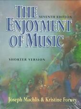 The Enjoyment of Music-ExLibrary