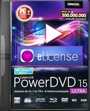 CyberLink PowerDVD 15 Ultra 3PC e.License