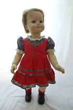 "Ideal Toy Company 32"" Saucy Walker in Cute Outfit Marked 32-35"