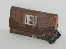 New Guess Grosseto SLG Large Wallet Clutch Bag Coin Purse, NWT