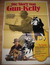 DIE STORY VON GUN-KELLY - KINOPLAKAT A1 - DALE ROBERTSON & HARRIS YULIN