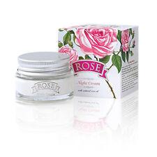 Gesichtscreme Nachtcreme Bulgarische Rose 50 ml
