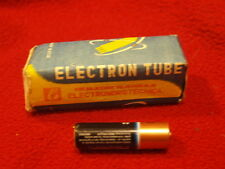 Vintage Soviet  USSR Russian Hight Volage 25kV Rectifier Tube 1C21P In Orig. Box