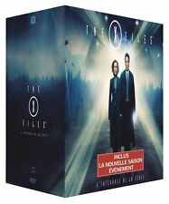 COFFRET  THE  X FILES INTEGRALE DE LA SERIE  DVD NEUF SOUS CELLO