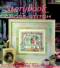 Storybook Cross-Stitch-ExLibrary