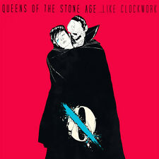 Queens Of The Stone Age ..LIKE CLOCKWORK 150g +MP3s GATEFOLD New Vinyl 2 LP