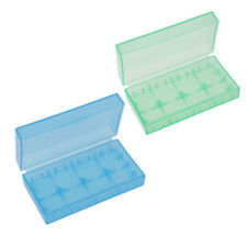 2X Waterproof Case Box Holder For 18650/16430/CR123A Battery Protective Storage