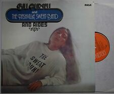 Bill Pursell And The National Sweat Band And Aides Ger 1977 LP Disco