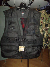 Rothco tactical recon vest - black - size Large - new with tags