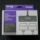 Retrolink Super Nintendo SFC SNES Controller adapter to for PC Mac USB Dual Port