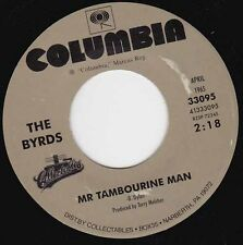 "THE BYRDS - Mr Tambourine Man 7"" 45"