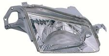 Headlight Assembly Right/Passenger Side Fits 1999-2000 Mazda Protege