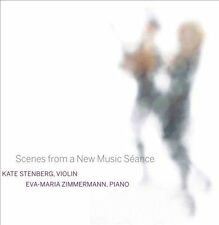 Stenberg; Zimmermann; Amirk...-Scenes From A New Music Seance CD NEW