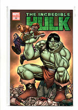 Marvel Comics Incredible Hulk # 603 (NM) Variant Cover (2009) Wolverine Apps