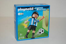 Playmobil, (4705)  football player from Argentina