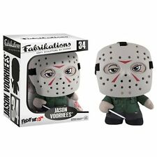 "FUNKO FABRIKATIONS JASON VOORHEES FRIDAY THE 13TH 6"" PLUSH FIGURE NEW 8652"