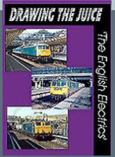 Drawing the Juice English Electrics DVD Traction Train Class 73 86 91 Locomotive
