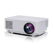 1800lumens1080P HD Home Theater HDMI Video Portable TV LED LCD Mini 3D Projector