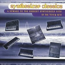 Joseph, The Hidden, Rey, Superso: Synthesizer Classics: Homage to Biggest Synthe