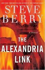 The Alexandria Link - Steve Berry (Cotton Malone Series) Hardcover