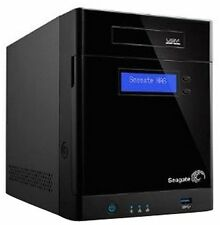 Seagate Business Storage 8TB NAS  4 Bay Upload & Download w/ Mobile Devices A (S