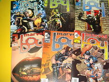 Comic MARVEL BOY-Seis numeros-Marvel comics