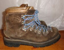 VTG FABIANO EXTRA SCARPA LEATHER HIKING BOOTS sz 12.5 M MEN MOUNTAINEERING SHOES