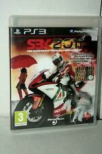 SBK 2011 FIM SUPERBIKE WORLD CHAMPIONSHIP USATO SONY PS3 ED ITA PAL MB5 48610