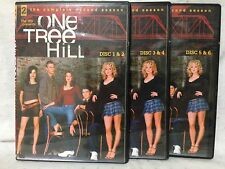 ONE TREE HILL SECOND SEASON 2 TWO ~ 6 DVD BOXED SET ~ AS NEW ~ 944 MINUTES