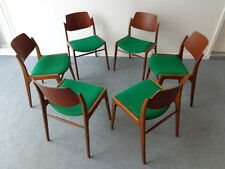 Hartmut Lohmeyer wilkhahn teck chaises vintage teck chairs (6)