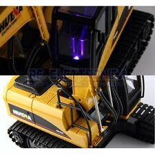 HuiNa Toys1550 15Channel 2.4G 1/12RC Metal Excavator Charging RC Car