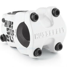 Truvativ hussefelt delantera de 40mm freeride 31,8 enduro downhill Dirt Jump stem blanco