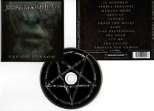 "MUSHROOMHEAD ""Savior Sorrow"" (CD) 2006"