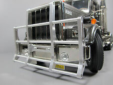 Tamiya RC 1/14 King Hauler Knight Truck Front Aluminum Animail Bumper Guard Bar