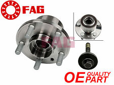 FOR FORD SMAX GALAXY 06- FRONT WHEEL BEARING HUB BOLT KIT OEM FAG GERMANY S-MAX