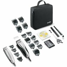 Andis 29115 Promotor + Hair Clipper and Trimmer Combo 27 Piece Kit, New