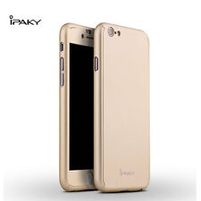 "Genuine Ultra Slim Full Body Protect Case Cover For App iPhone 6 Plus 5.5"" -Gold"