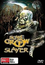 Scarecrow slayer he cuts to the chase! new sealed region 4 dvd Perth