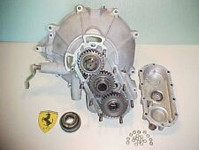 Ferrari 308 Engine Transmission Transfer Gears_Clutch Bell Housing Case_Bearing
