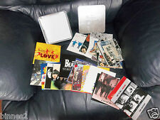 THE BEATLES TINNED 25 BLANK GREETING / CHRISTMAS CARDS ? ALBUM PICTURES SEALED