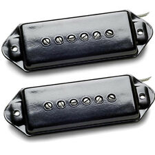 Seymour Duncan Antiquity Dog Ear Neck & Bridge set P-90 black P90 NEW free ship