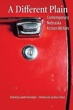 A Different Plain: Contemporary Nebraska Fiction Writers, , Good Book
