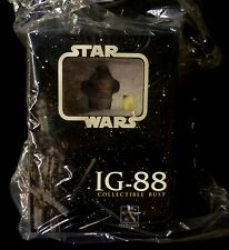 Star Wars IG-88 Gentle Giant Dark Horse Comics Bust Statue New 2005