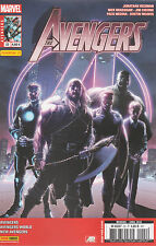 The AVENGERS N° 22 Marvel France 4EME Série Panini COMICS couv 1/2
