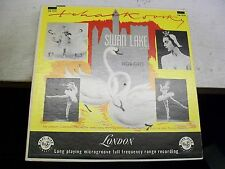 Swan Lake-Highlights-Anatole Fistoulari-LP-Vinyl-England-London-CM9218-VG+
