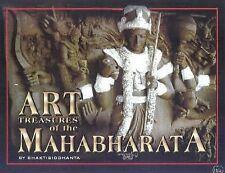 Art Treasures of the Mahabharata: Classic Art Depicting India's Most Classic Li