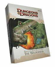 Dungeons & Dragons-D&D-Dungeon Tiles Master Set: THE WILDERNESS-Box-engl.-new