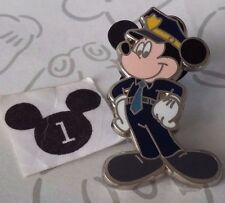 Mickey Mouse Professions Police Officer Security Mystery Disney Pin Buy 2 Save $