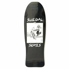 Dogtown x Suicidal Tendencies POOL SKATER Skateboard BLK w/Art by Lance Mountain
